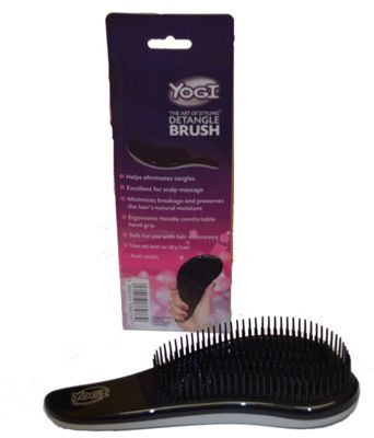 Yogi Detangling Hair Brush