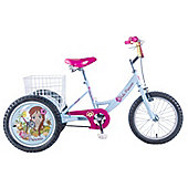 "Concept Hula 16"" Wheel Girls Special Needs Trike Lilac/Pink"
