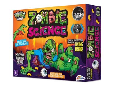 Weird Science Zombie Science Set