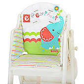 Fisher Price Highchair Insert (E is for Elephant)