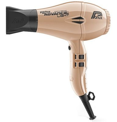Parlux Advance Lightweight 2200W Hair Dryer Ceramic and Ionic Gold