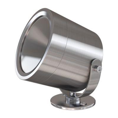 Albany Premium Solar Spotlight, Silver