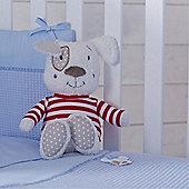 Izziwotnot Blue Gift Crib Set
