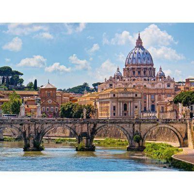 The Bridge of Angels, Rome Puzzle