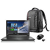 "Lenovo G50-80 80E502VQUK 15.6"" Laptop Intel Core i3-5005U 8GB 1TB with Lenovo Backpack & Lenovo Wireless Mouse"