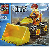 LEGO City: Mini Bulldozer Set 5627 (Bagged) - Construction