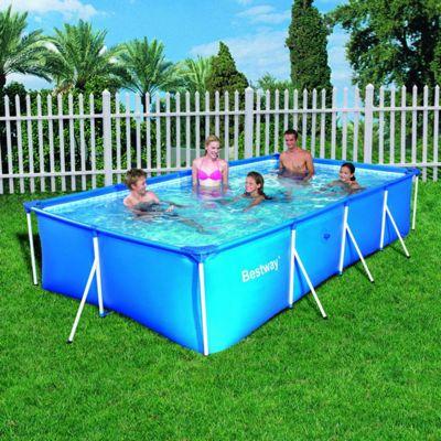 Family Splash Frame Pool & 330 Gallon Pump -157