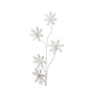 Clear Acrylic Daisy on Stem