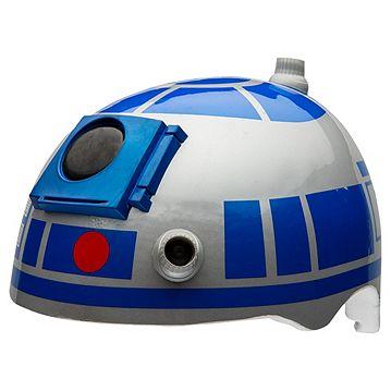 Star Wars, R2-D2, 3D Kids' Bike Helmet, 51-54cm