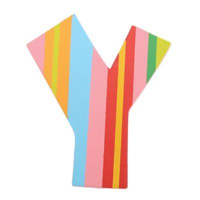 Tatiri Spots & Stripes Letter Y (Stripes)