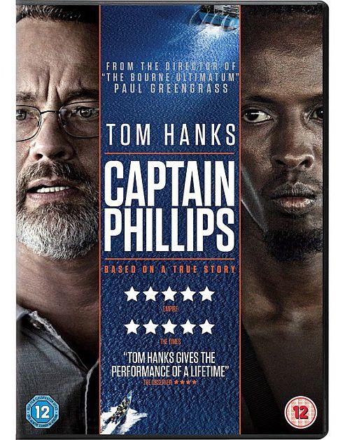 Captain Phillips (UV)