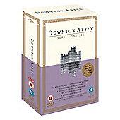 Downton Abbey Season 1-6 DVD