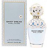 Marc Jacobs Daisy Dream Eau de Toilette (EDT) 100ml Spray For Women