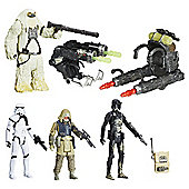 Star Wars Rogue One 4 Pack Figure Set