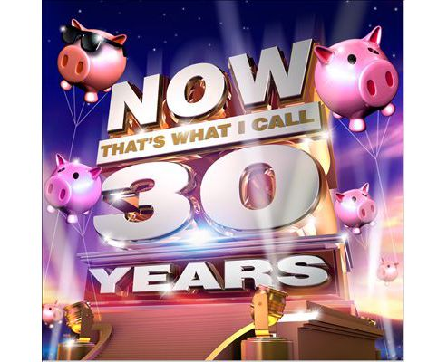 NOW THAT'S WHAT I CALL 30 YEARS (3CD)