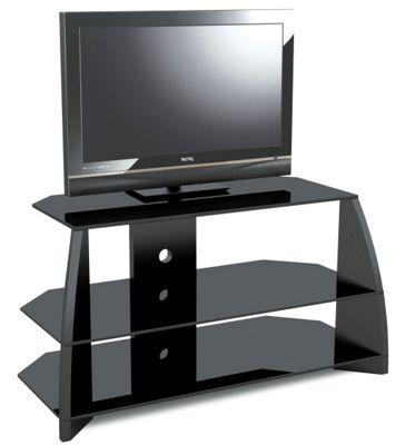 Stil-Stand TV Stand - Black