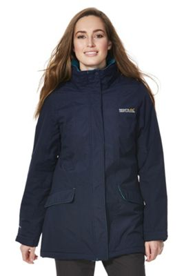 Regatta Blanchet Hydrafort Waterproof Coat 22 Red