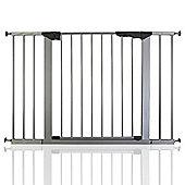 Safetots No Screw Gate Silver 105 - 112.8cm