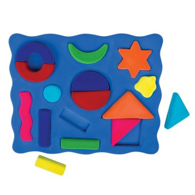 Rubbabu 3D Geometrical Shape Sorter