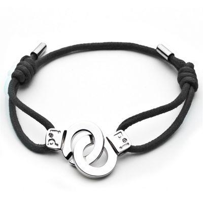 i.d x-change Cuffs of Love Bracelet - Black XS