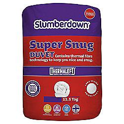 Slumberdown Super Snug Duvet 13.5 Tog Single