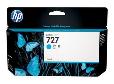 HP Printer ink cartridge for Designjet - Cyan