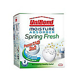 UniBond Bubble Spring Fresh Scented - 2 Pack Refills