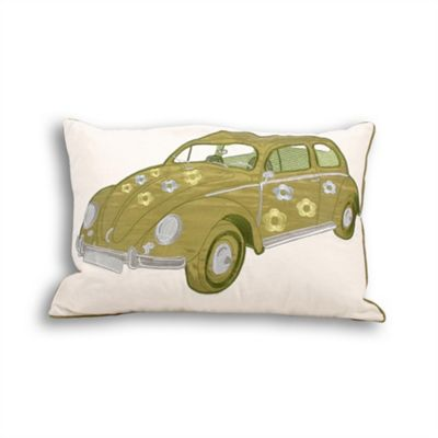 Riva Home Herbie Green Cushion Cover - 35x50cm
