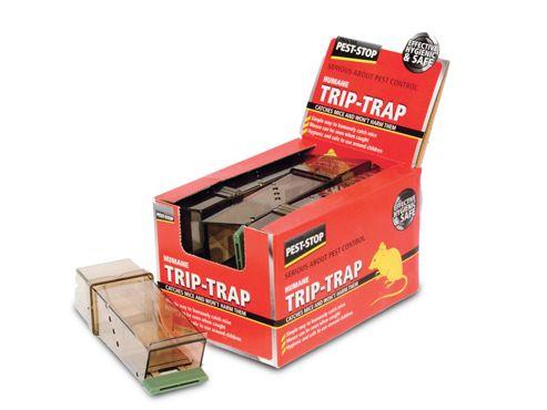 Procter Trip Trap Live Catch Mousetrap