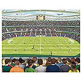 Football Crazy Wallpaper Mural 8ft x 10ft
