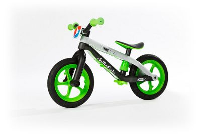 Kids BMXie Balancebike Lime Rubber Skin - Chillafish