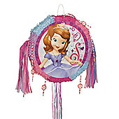 Sofia the First Pull Pinata