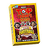 World Football Stars Mini Top Trumps - Games/Puzzles
