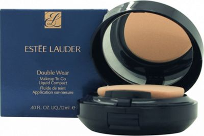 Estée Lauder Double Wear Makeup To Go Liquid Compact Foundation 12ml - 4N1 Shell Beige