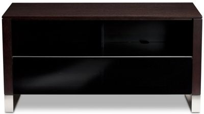 BDI Espresso Oak TV Cabinet For TVs up to 50 inch