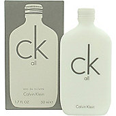 Calvin Klein CK All Eau de Toilette (EDT) 50ml Spray