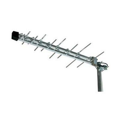 27885R Megaboost TV Aerial Kit with 1 Way Masthead Amplifier & PSU