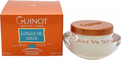 Guinot Longue Vie Soleil Before & After Sun Face Cream 50ml