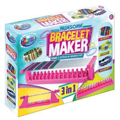 Jacks Awesome Bracelet Maker Set
