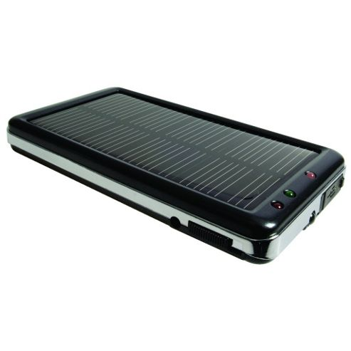 Solar Fast Charger with Torch