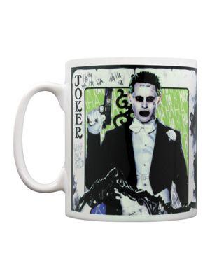 Suicide Squad Joker & Harley Playing Cards 10oz Ceramic Mug