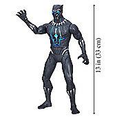 Marvel Black Panther Slash & Strike Black Panther Figure