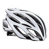BBB BHE-01 - Falcon Helmet (White, 52-55cm)
