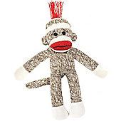 Funtime Screaming Flying Sock Monkey