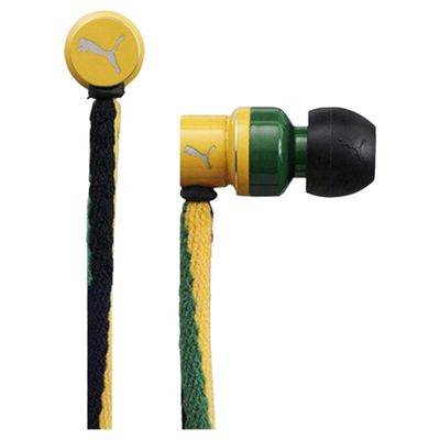 PUMA In-Ear earphone Soft Touch Yarn Cable JAM