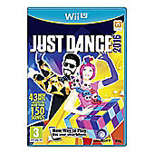 Just Dance 2016 - NintendoWiiU