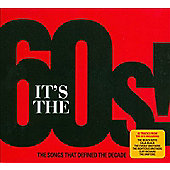 Various Artists - It's The 60's (3CD)