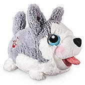 Chubby Puppies & Friends - Large Plush - Husky