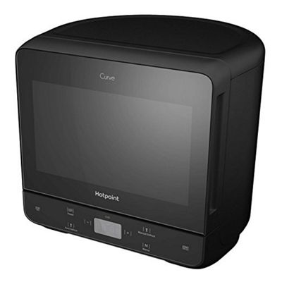 Hotpoint Curve MWH 1331 B Microwave with Touch Controls