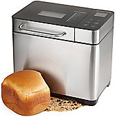 Andrew James Fresh Bake Digital Bread Maker in Silver